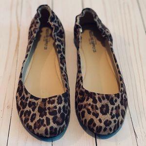 Leopard Flats-NEVER WORN